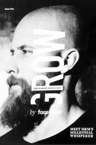 Het omslag van de eerste editie van Grow