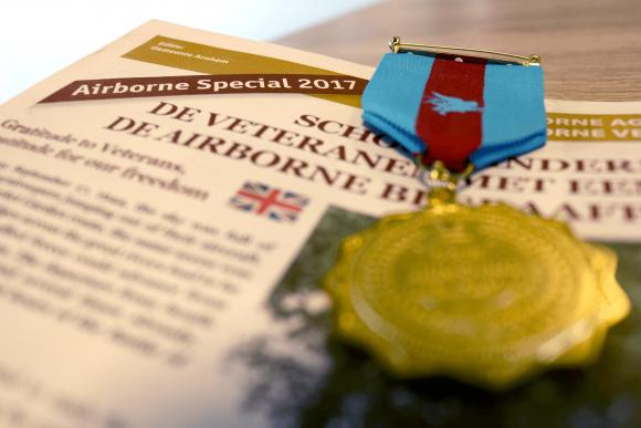 Airborne Krant