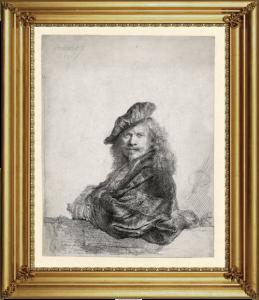 Rembrandt-poster